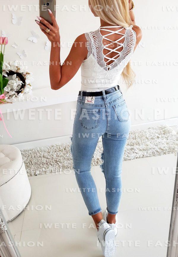 Spodnie Wendeta Paris