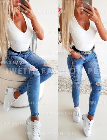 Spodnie Verona Jeans