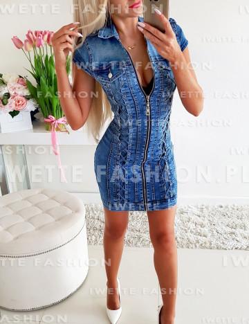 Sukienka Doria Jeans [663]