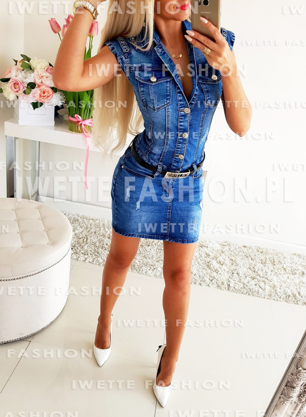Sukienka Kirsten Jeans