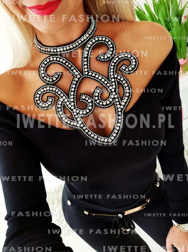 Bluzka Ellite Black
