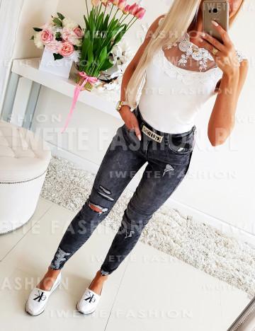Spodnie Alexia Dark Jeans