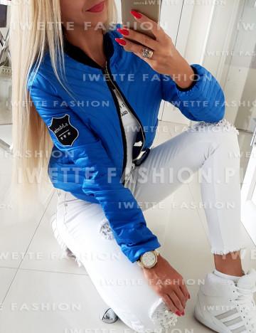 Bomberka Ściągacz Blue