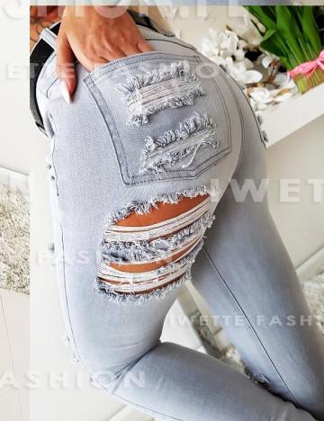 Spodnie Grey Denim