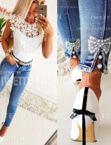 Spodnie Queen Jeans [76]