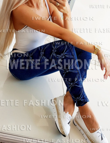 Spodnie Jeans Vest