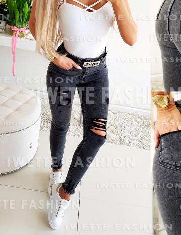 Spodnie Dark Jeans