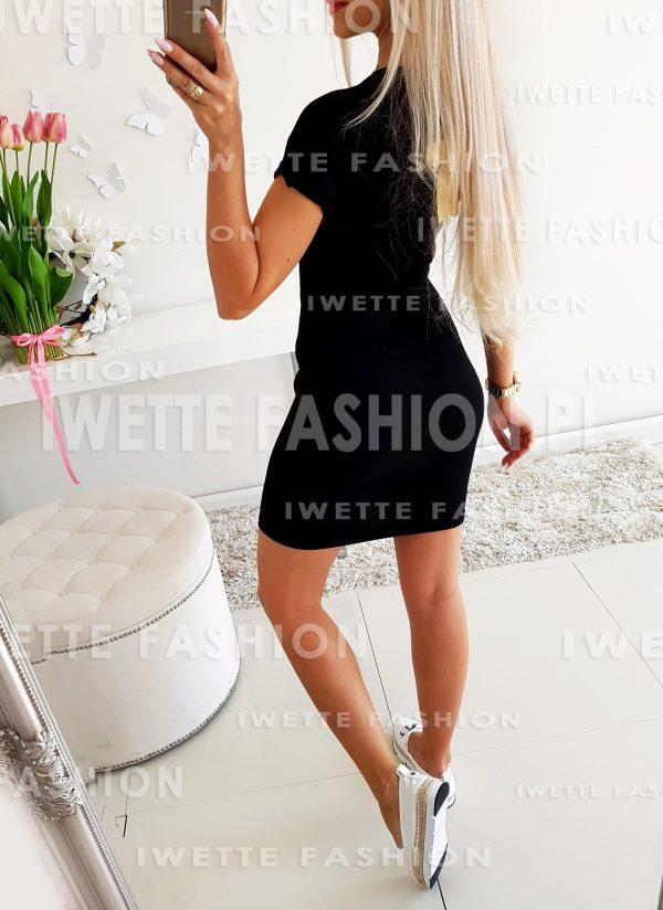 Sukienka Bonjour Black