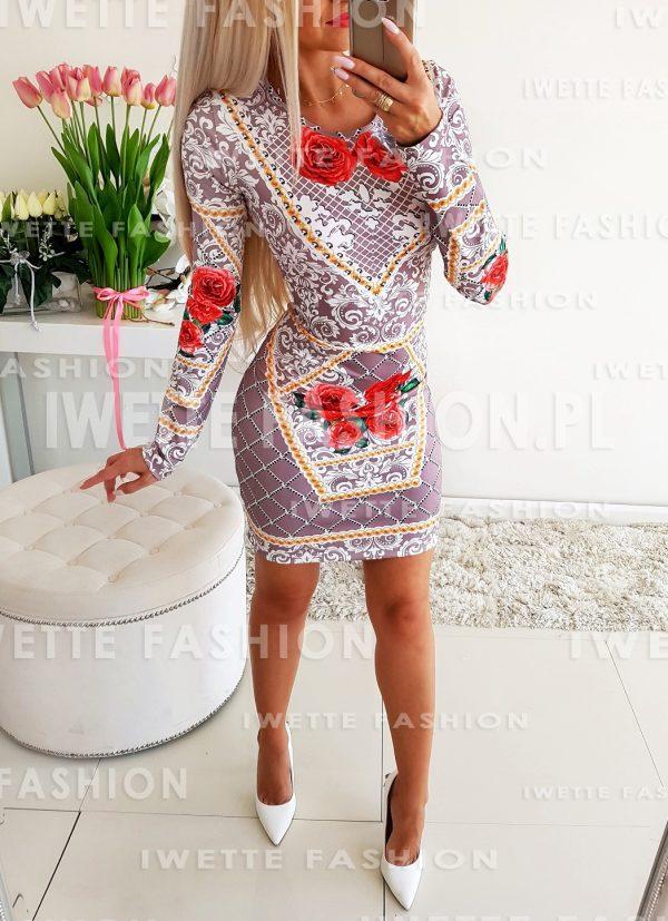Sukienka Rose Paris