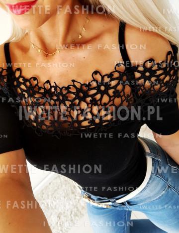 Bluzka Mindy Black