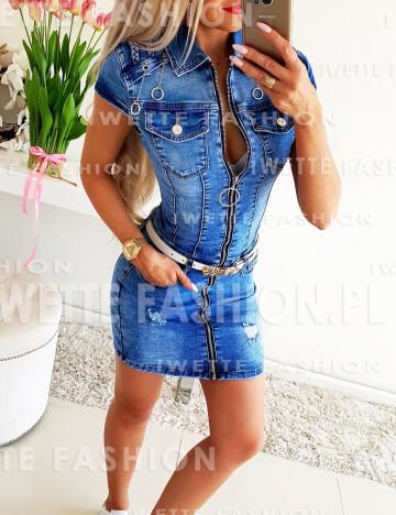 Sukienka Ally Jeans [674]