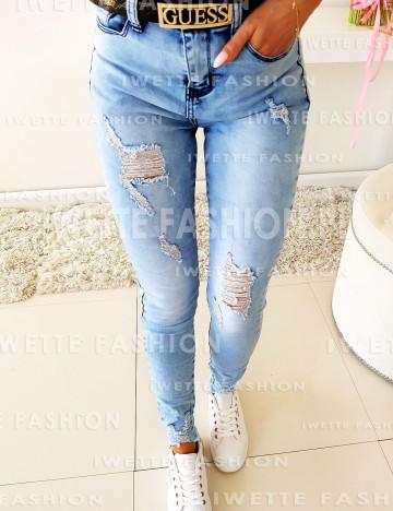 Spodnie Jeans Star [19]