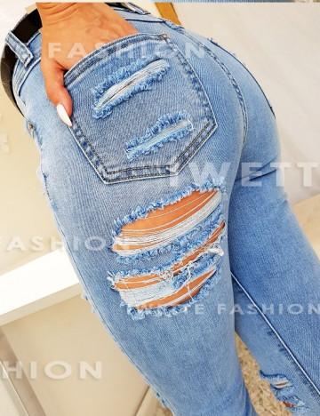Spodnie Daphne Jeans[96]