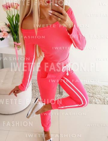 Komplet Dresowy Olivia Pink