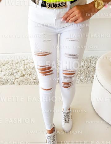 Spodnie Arianna White [31]