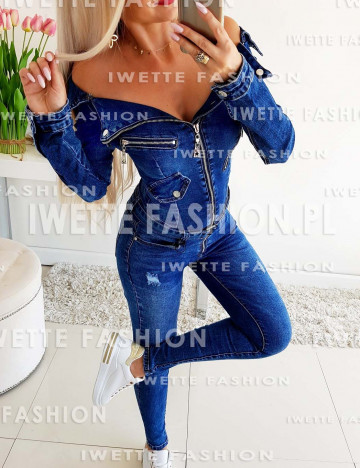 Kombinezon Milay ZIP Jeans