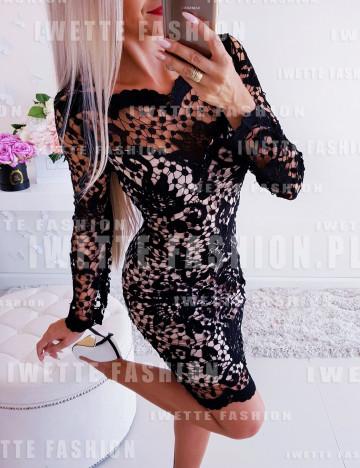 Sukienka Victoria Beige
