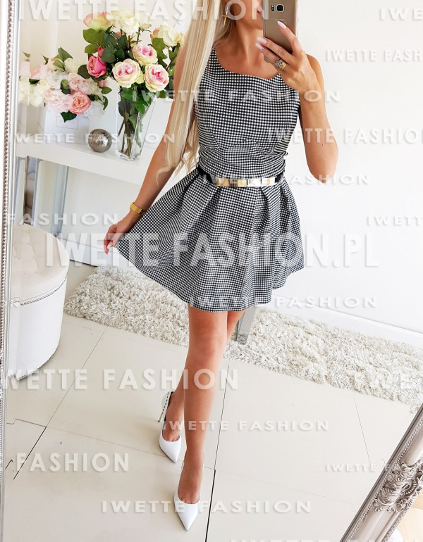 Sukienka Natalia Gold