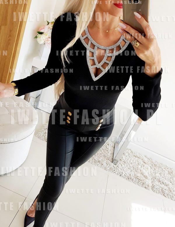 Sweterek Verona Black