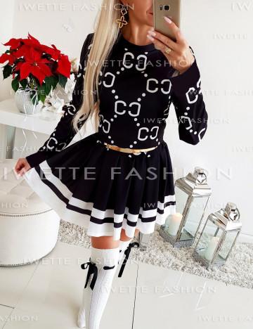 Sukienka Britney Black