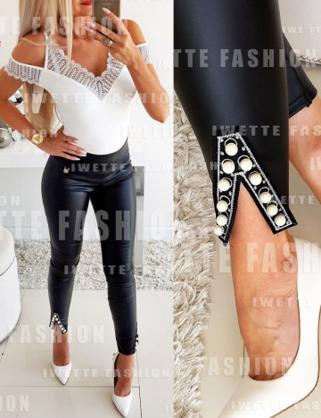 Spodnie Eko Pearls