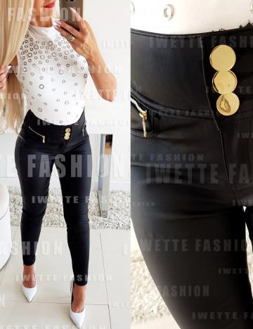 Spodnie Caroline Gold EKO