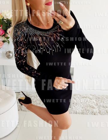 Sukienka Nathalie Black