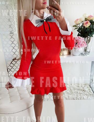 Sukienka Diana RED