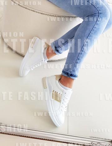Sneakersy Nova Beige
