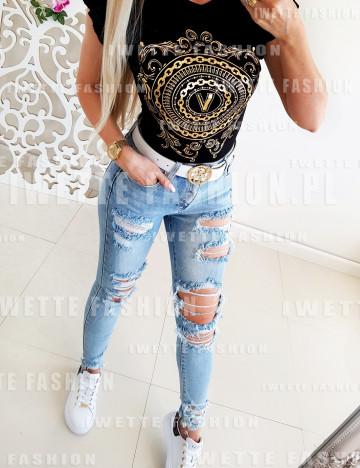 Spodnie Athena Jeans