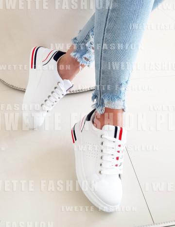 Sneakersy Damskie Puder
