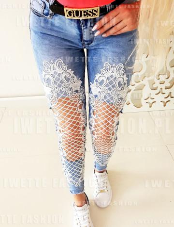 Spodnie Giorgia Jeans