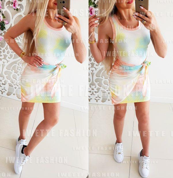 Sukienka Ally Multicolor