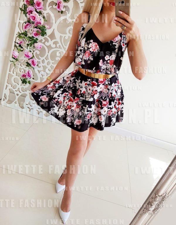 Sukienka Cassy Black