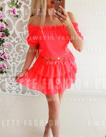 Sukienka Diana Neon