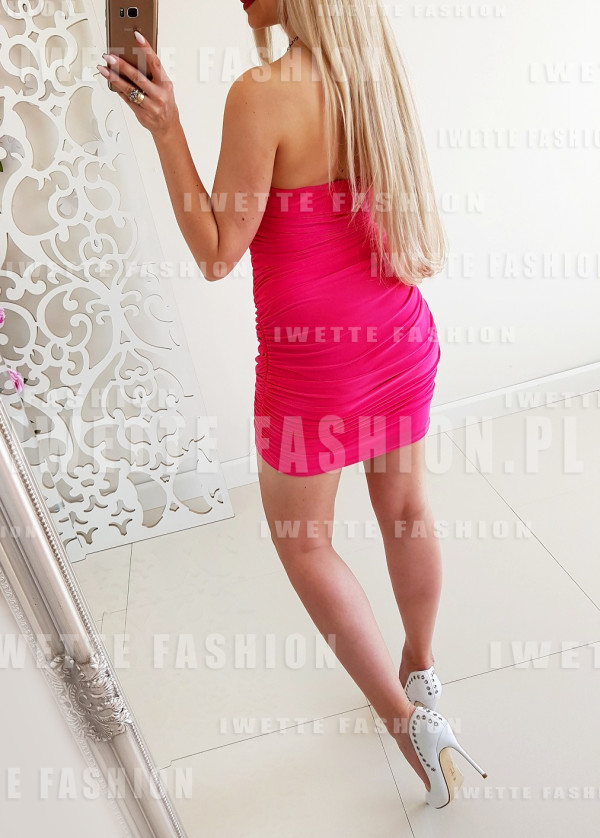 Sukienka Celine Pink