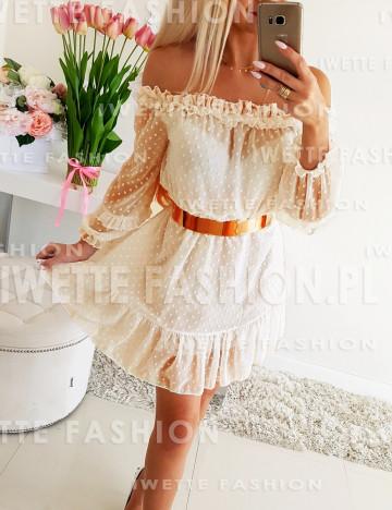 Sukienka Pearl Beige