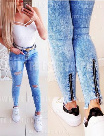 Spodnie Cool Jeans ZIP
