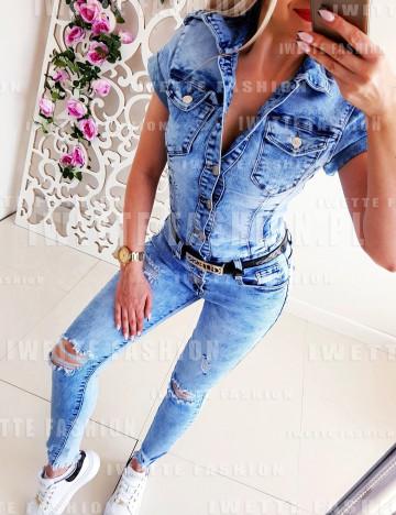 Kombinezon Nicol Jeans