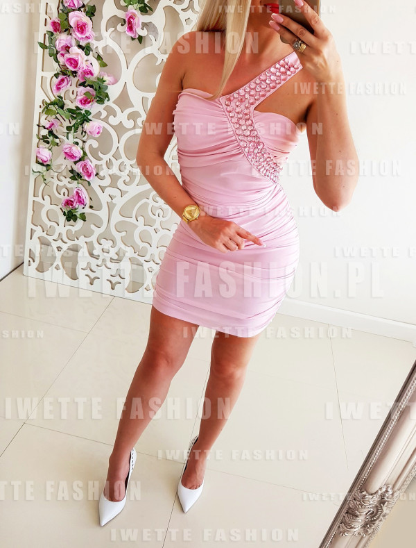 Sukienka Caroline Puder