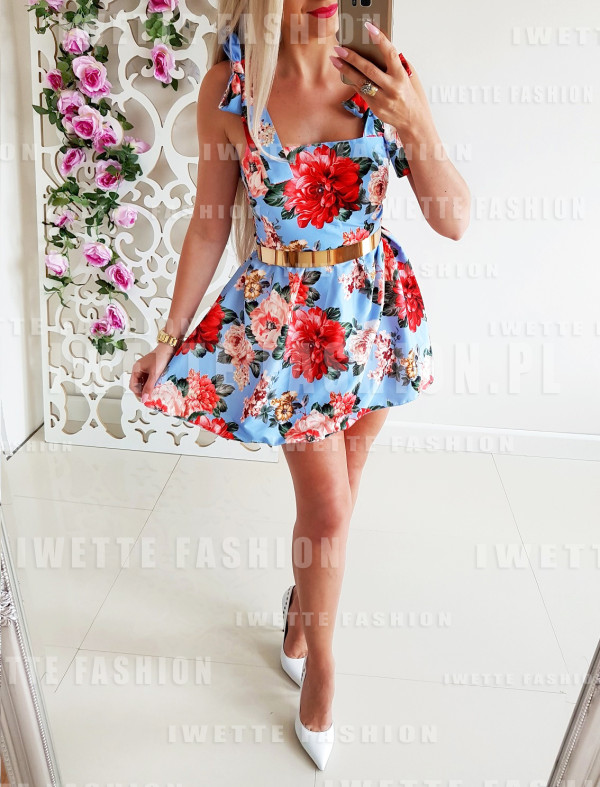Sukienka Alexia Blue
