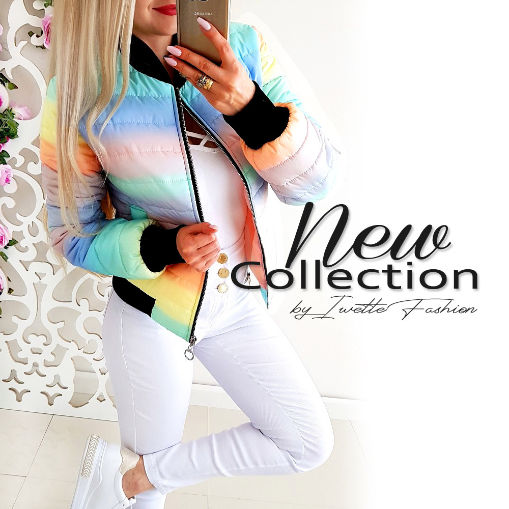 Wiosenna Kolekcja 2021 Iwette Fashion