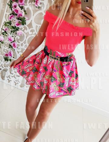 Spódniczka Milley Pink