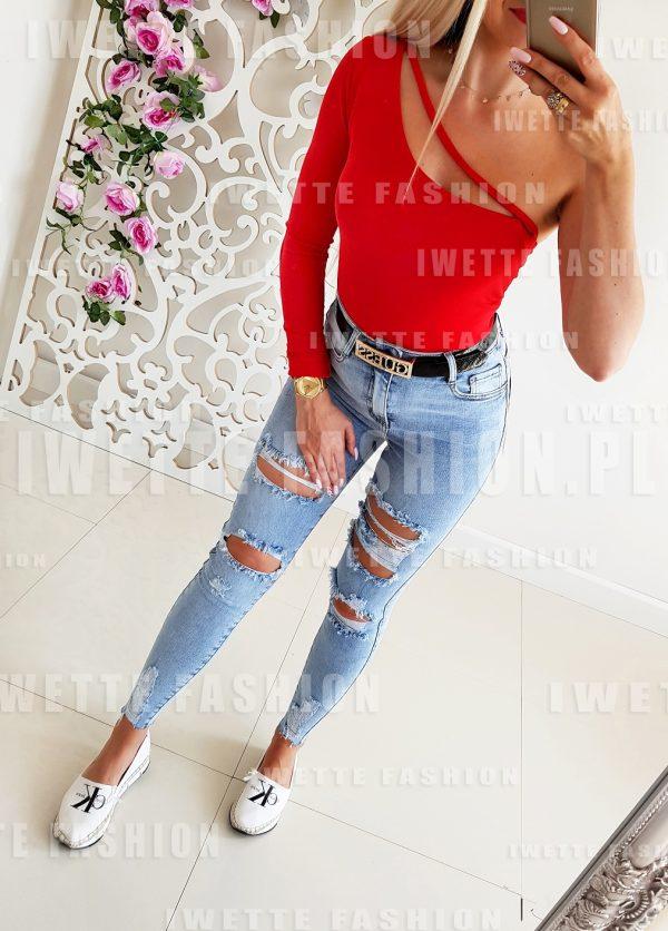 Spodnie Angel Jeans