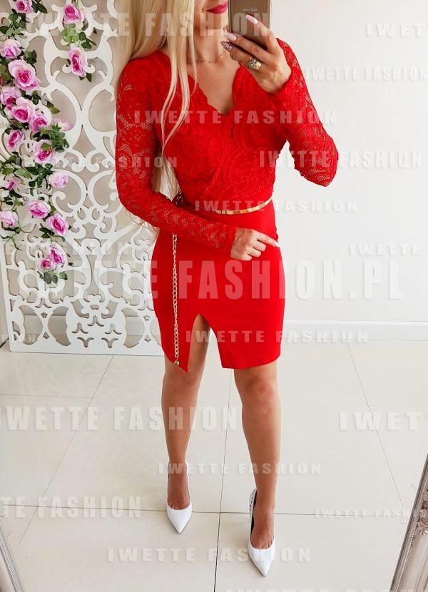 Sukienka Alisia Red