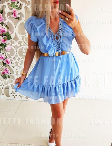 Sukienka Brenda Blue