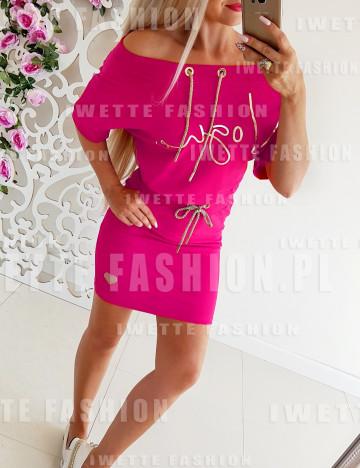 Sukienka Vogue Pink