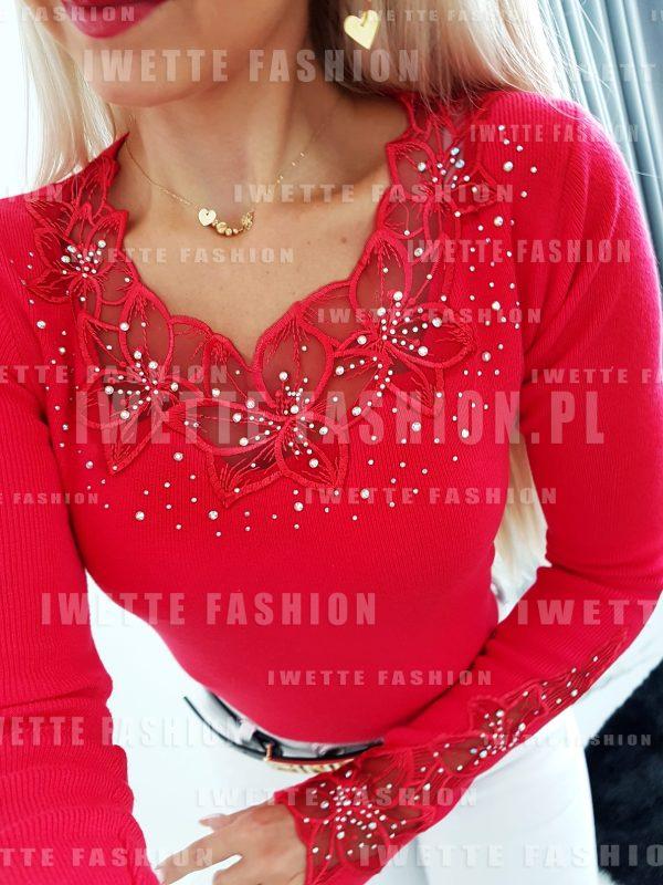 Sweter Tamara RED