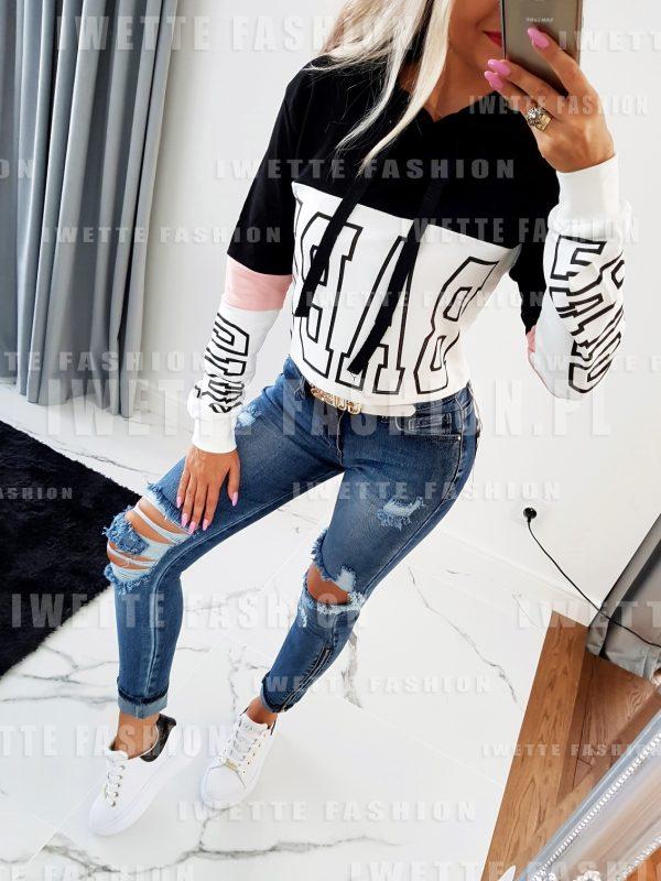 Bluza New Style Black