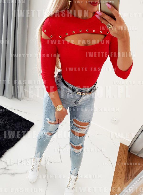 Bluzka Werona RED